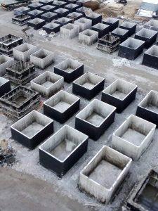 náměstí s septiky